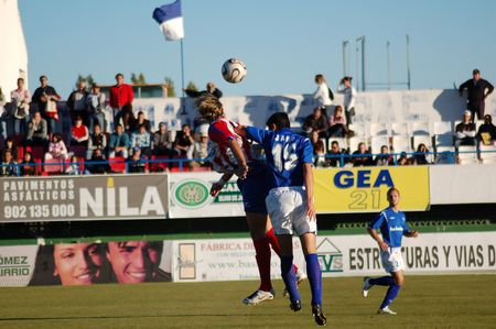 20071104- Baza - Granada - Spain - Football game between Baza and Ecija