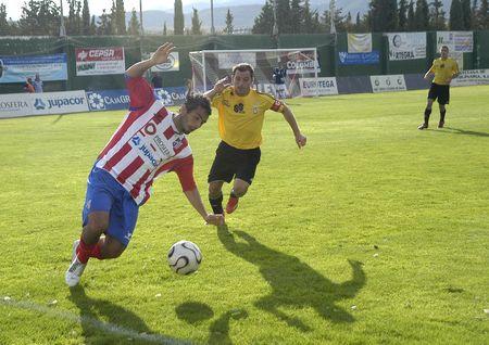 20070923- Baza - Granada - Spain - Football game between Baza and Ceuta