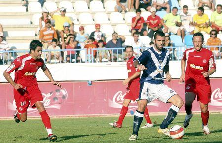 20070908- Motril - Granada - Spain - Football game between the Granada-74 and Tenerife