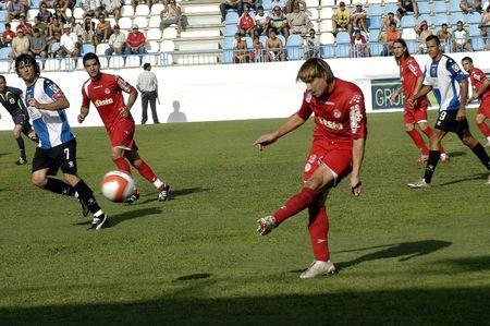 20070901- Motril - Granada - Spain - Football game between the Granada-74 and Hercules Alicante