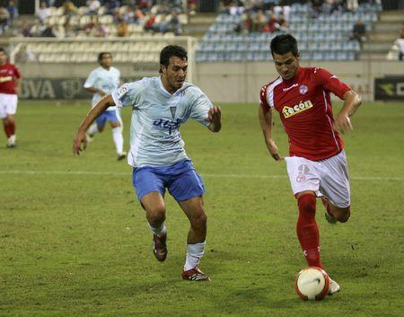 20071020- Motril - Granada - Spain - Football game between the Granada-74 and Polideportivo Ejido