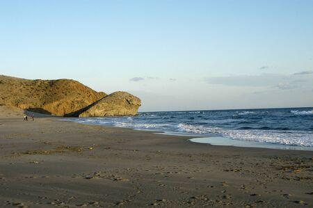 Natural Park Cabo de Gata, in Almeria photo