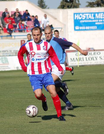 20071118- Baza - Granada - Spain - Football game between Baza and Melilla