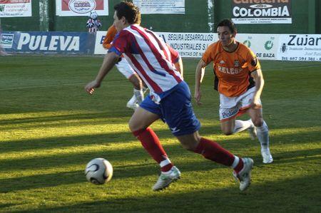 20071202- base - granada - spain - football game between the base and cartagena