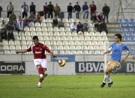 20071117- Motril - Granada - Spain - Football game between the Granada 74 and Albacete