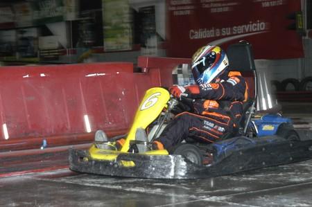 20081105 - granada-spain-karting career in karting circuit indoor de granada