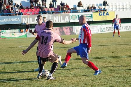 20080120- Baza - Granada - Spain - Football game between Baza and Alcalá
