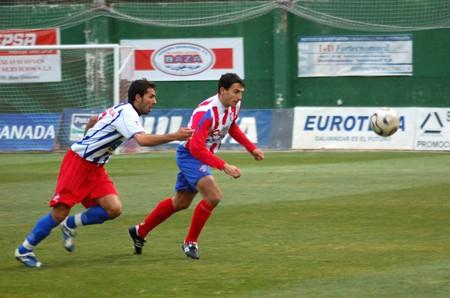 20081216- Baza - Granada - Spain - Football game between the Eagles and Baza Editorial
