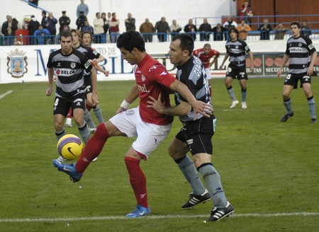 motril: 20071216- Motril - Granada - Spain - Football game between the Granada 74 and the Royal Society Editorial