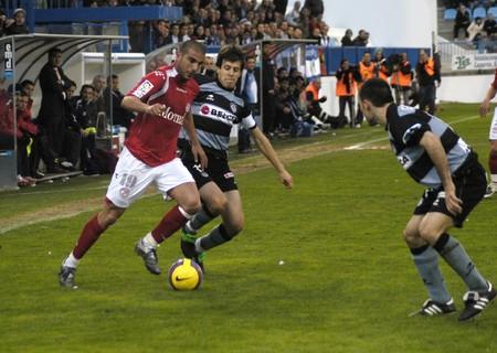 20071216- Motril - Granada - Spain - Football game between the Granada 74 and the Royal Society Editorial
