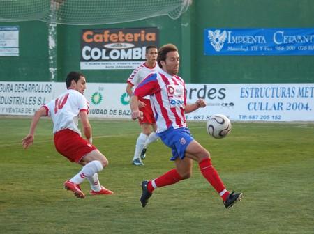 20080203- Baza - Granada - Spain - Football game between Baza and Algeciras