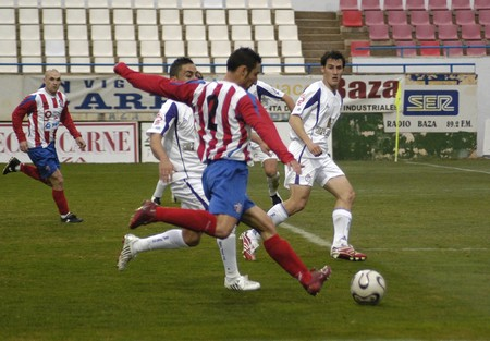 20080217- Baza - Granada - Spain - Football game between the and Baza Jaén