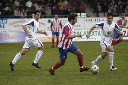 20080217- Baza - Granada - Spain - Football game between the and Baza Jaén Editorial