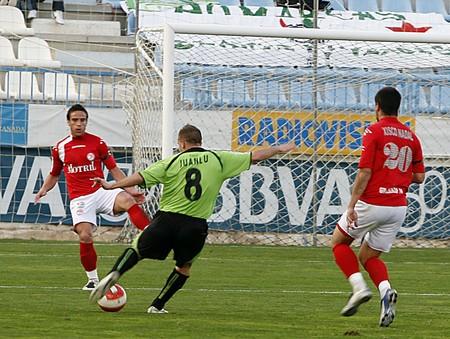 20080301- Motril-Granada - Spain - Football game between the Granada 74 and Cordoba