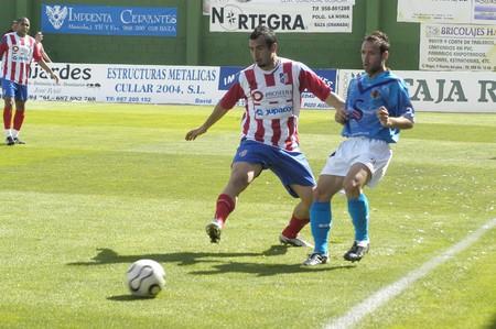 20080427- Baza-Granada - Spain - Football game between Mazarron and Baza