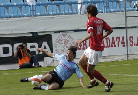 20080524- Motril-Granada - Spain - Football game between the Granada 74 and Celta Vigo