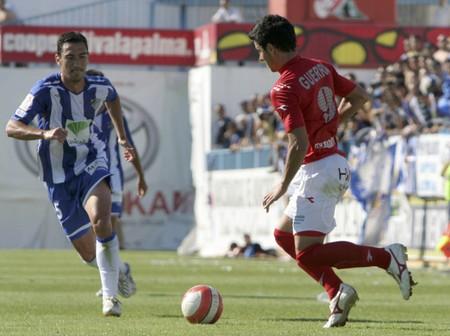 20080606- Motril-Granada - Spain - Football game between the Granada 74 and Malaga Editorial