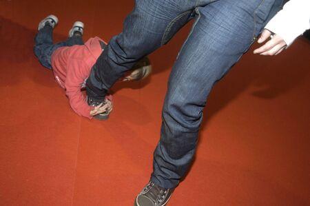 child abuse Stock Photo - 7451337