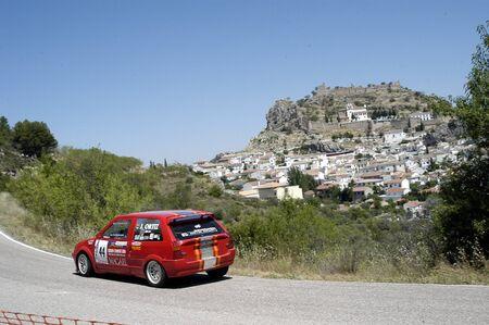 20080628-Spain-Granada-Andalusian Championships Moclín motorsport mountain hikes