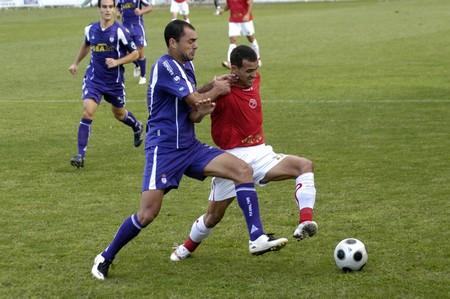 2008/09/24-Spain-Granada - Football game between the Granada 74 and Jaen in the city of Granada / Spain Stock Photo - 7537065