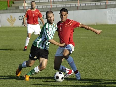 2008/08/31-Spain-Granada - Football game between the Granada 74 and Betis B in the city of Granada / Spain Stock Photo - 7537003