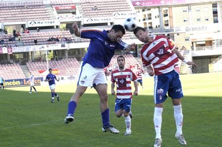 20080419-Spain-Granada - Football game between the Granada CF and Guadalajara in the city of Granada  Spain