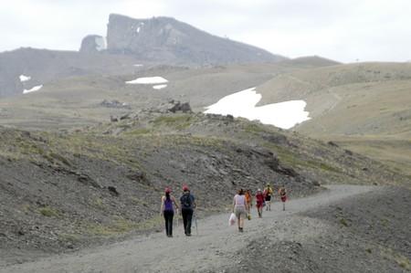 Trekking in Sierra Nevada photo