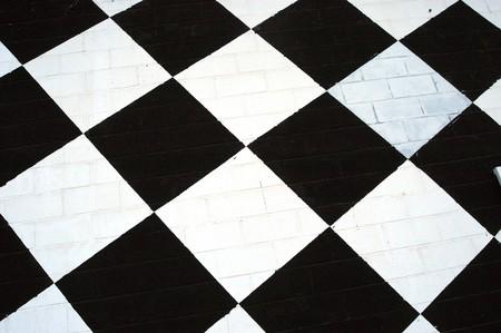 cuadro sinoptico: cuadr�cula de �xito blanco y negro