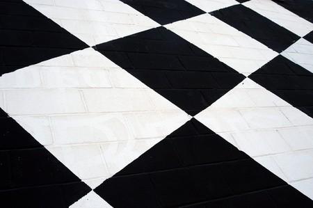 negoro: success black and white grid