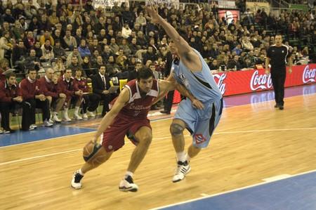 20090111- Granada-Spain-Party ACB Basketball League between CB Granada and Estudiantes