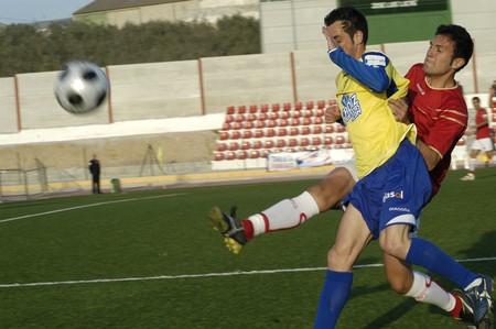 20090118- Granada-Spain-Football game between the Granada 74 and Cadiz