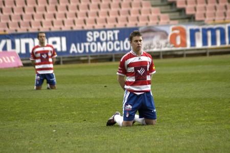 20090125- Granada-Spain-Football game between the Granada CF and Melilla