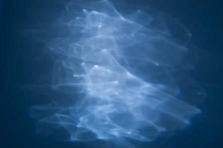 ufos: abstract nebula