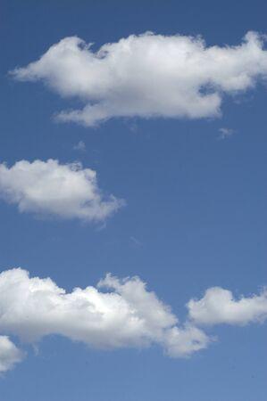 fuga: calm sky clouds over