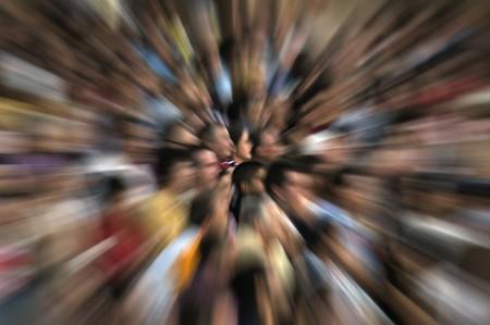 spectators: Espectadores en muchos