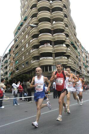 2009/09/20- Motril, Granada, Spain-Marathon Race International Media Motril, Granada Province Stock Photo - 7960164