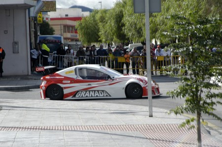 categorie: 20101210 - Granada - Spagna - Display con corse auto vetture da corsa delle varie categorie in Granada