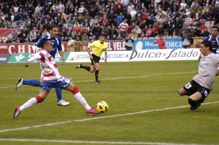 30102010-Granada-España-fútbol americano entre la Granada y el club de fútbol de Jerez Editorial