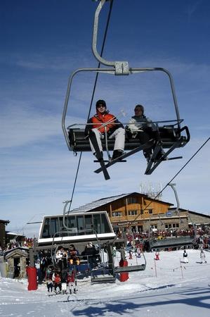 sierra: 2009-01-15 - Granada-Spain-Ski Sierra Nevada
