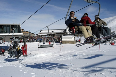 sierra: 2009-01-15 - Granada-Spain-Ski Sierra Nevada                       Editorial