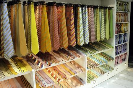 Store ties photo