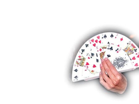 negoro: illusionist Stock Photo