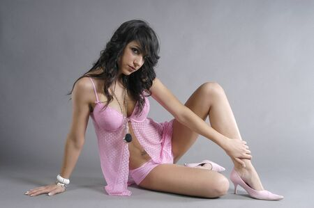 female sensuality Stock Photo - 8478902
