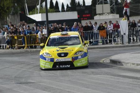 coche: Exhibición automovilística en la localidad de Armilla, en la provincia de Granada Curro Agüí 10-10-2010  Editorial