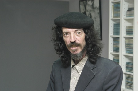 Bohemian man Stock Photo - 8714929