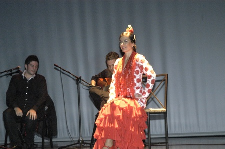 flamenco evening in the theater hazard pablo neruda 05122010