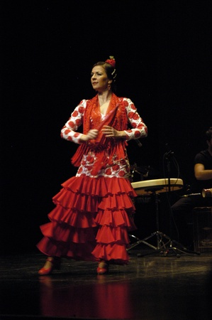 pablo neruda: flamenco evening in the theater hazard pablo neruda 05122010