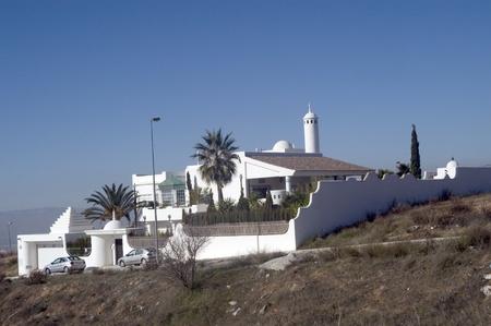Arab-style house photo