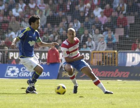 negoro: 20110130 - granada - spain - football game between the granada cf and real betis