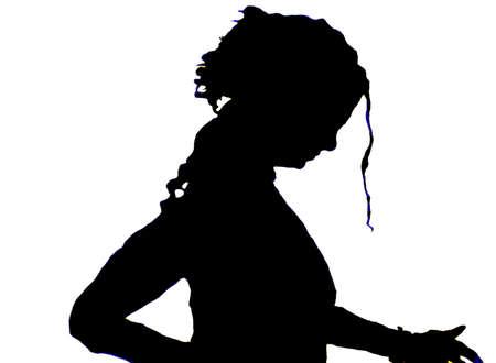 female figure                       Stock Photo - 8792685